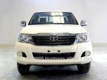 Toyota Hilux double Cabin 2.5L Diesel 4x4 2015 NEW HILUX pickup 4wd SALE