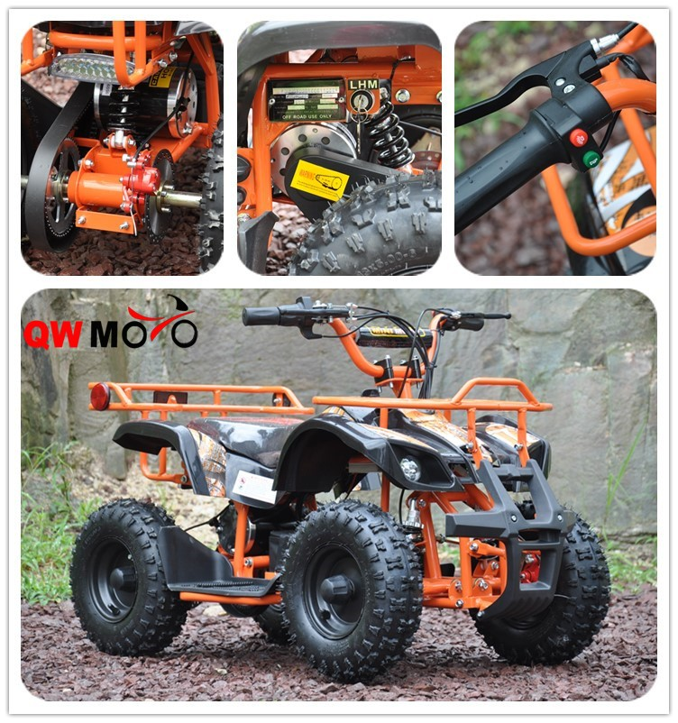 New 500W 800W 1000W Electric Mini Kids ATV with 36V battery