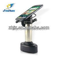 anti-theft security alarm display stand holder for mobile phone