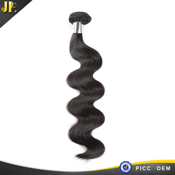 JP hair Hot Selling Body Wave 100% Brazilian star quality hair extensions
