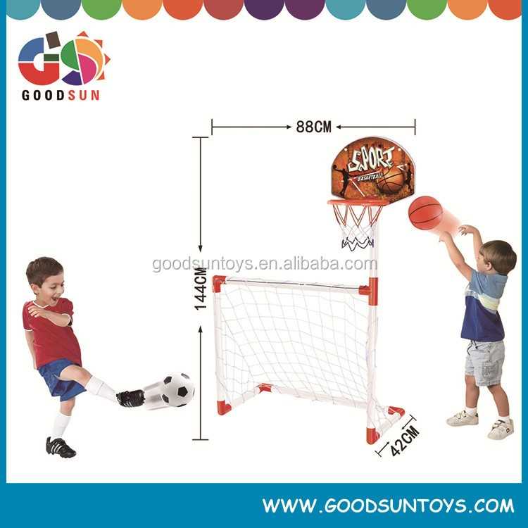 Kids toy football goal net
