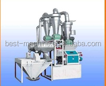 Cereal grinder crusher compact broker machine 10 tons per day grain flour mill machines wheat flour mill