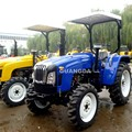 45hp 4wd small tractor for hot sale