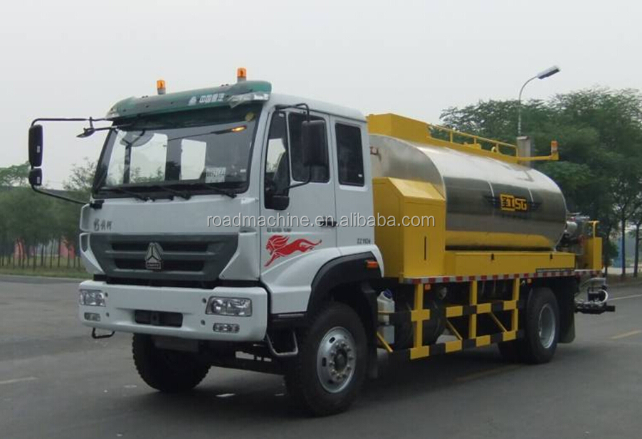 13000L-6000L Asphalt/ Bitumen Spraying Truck Hot in Vietnam