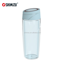2017 NEW hot sale double wall heat protection plastic coffee mug