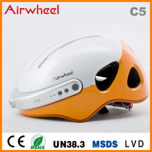 2017 bicycle smart Helmet for skiing with CPSC approval Airwheel C5 for adult