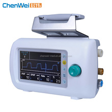 CE Marked light weight protable noninvasive transport ventilator for ambulance CWH-2020
