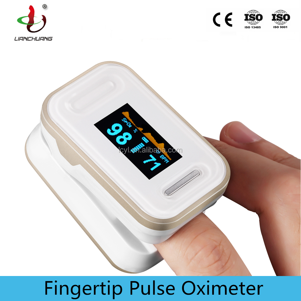 OEM fingertip pulse oximeter oximetry with dealer prices