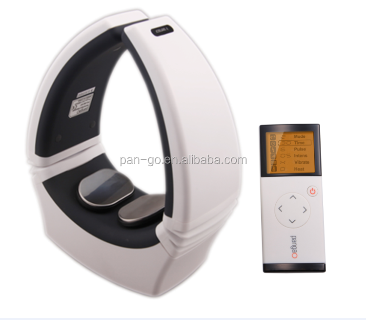 Pangao Vibrating Neck Massager with Acupuncture massager