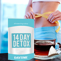 Weight Loss Slimming Day Fit Cleanse Detox Tea