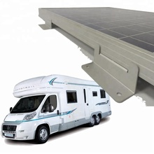 Solar Power Vehicles Solar Panel <strong>Z</strong> Bracket