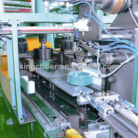 Automatic Coiling & Wrapping Machine_auto coiler, auto wrapper