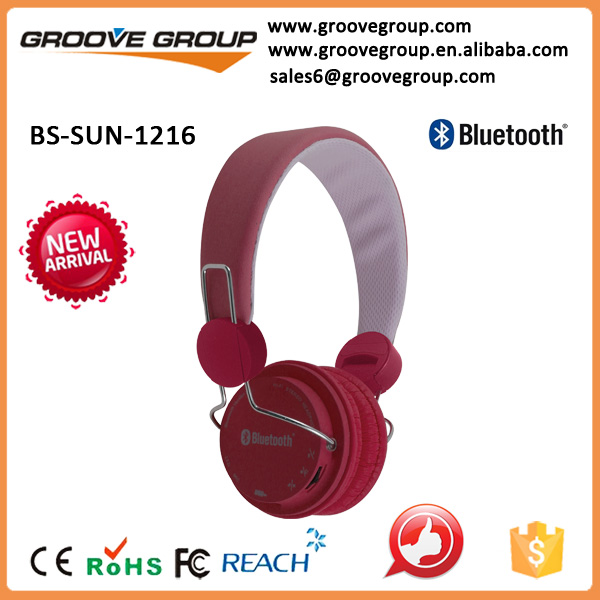 Hisonic OEM Manufacturing cheap wireless stereo bluetooth headset