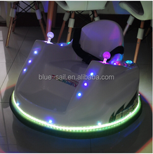 Single Double LED Electric Hot Sell Beautiful UFO Bumper Car for Sale