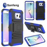Hot selling 3 in 1 cover For samsung galaxy s7 edge