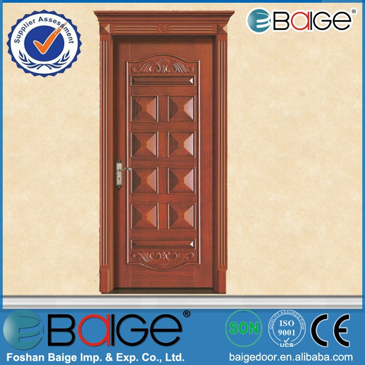 BG-M218 exterior wood door pictures