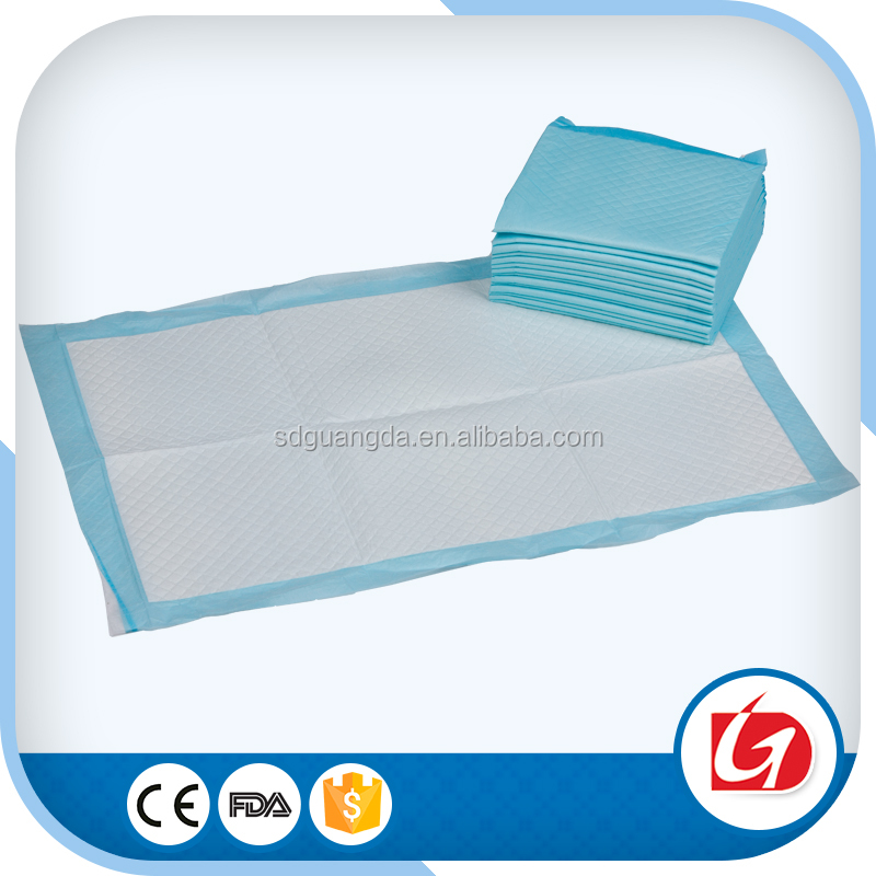 Sterile Hospital Nursing Under Pad With ISO