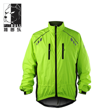 Pitbull High Quality Waterproof and Breathable Nylon Winter Cycling Wear Clothing Cycling Jacket