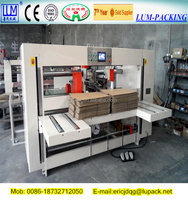 Corrugated box semi-automatic stitching machine/carton box machine CE and ISO9001