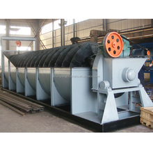 High Performance Screw Sand Washing Machine / Spiral Sand Washer