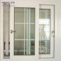 High quality vinal upvc sliding window REHAU pvc profile window