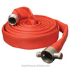 Red Color Fire Hose With BS