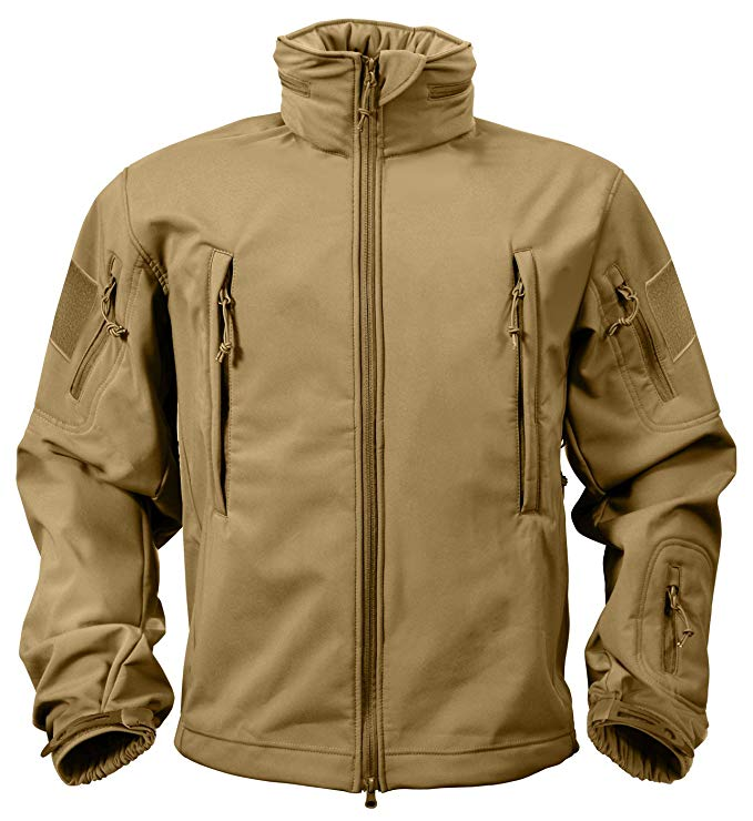 Special Ops Soft Shell Jacket Tactical Waterproof Jacket Stocks in USA No MOQ