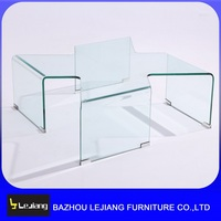 living room furniture centre glass table design