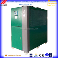 8HP water Air cooled chiller price with Copeland compressor