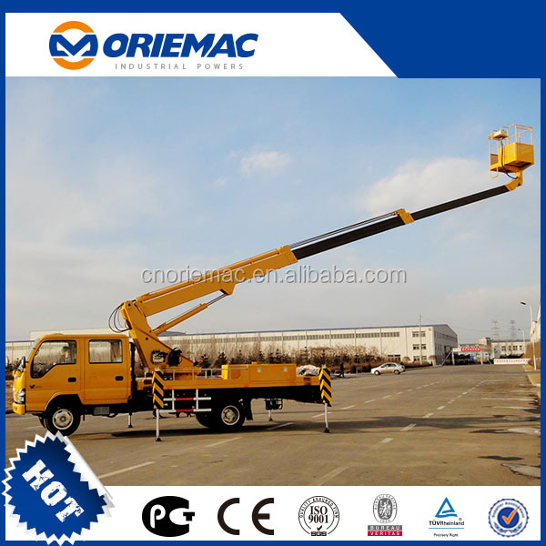 14M Articulated Boom Self-propelled Aerial Working Platform