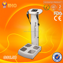 Medical center professional body composition analyzer micro elemental analysis