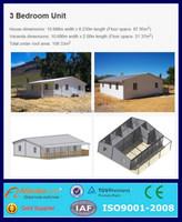 prefab cottage a frame modular mobile home building materials