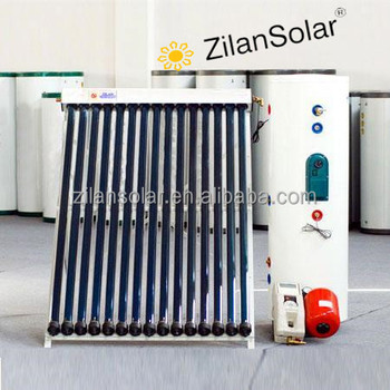 family use separate pressurized solar water heater