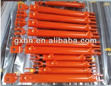 hydraulic lift cylinder for mechanical machines/electric hydraulic ram/snigle acting cylinder