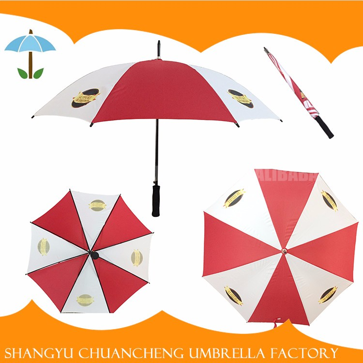 Strong Rain Wholesale Custom Print Umbrella