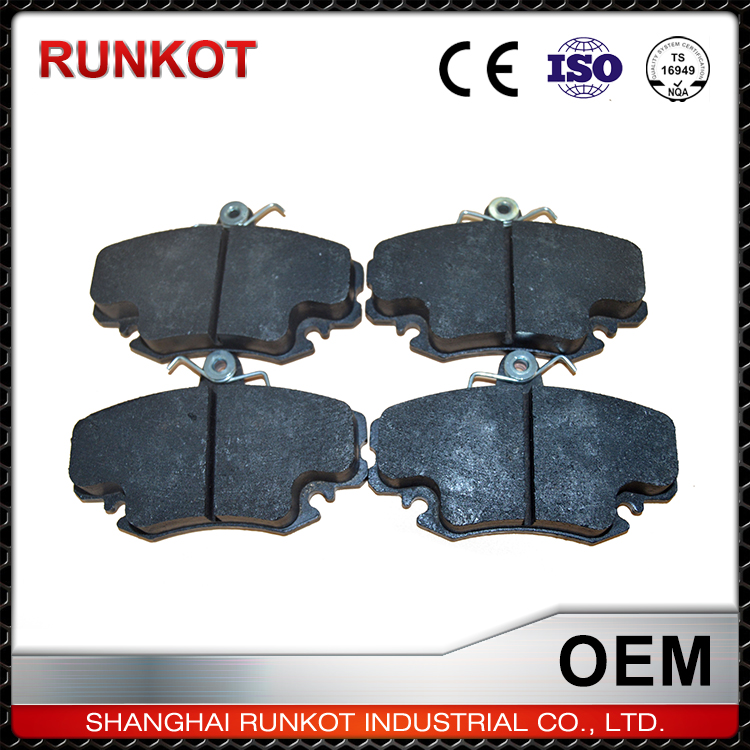 Quality Assurance Low Price Brake Pad Back Plate