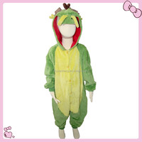 Warm Sleepwear Children Kids Cute Animal Plush Pajamas Wholesale Price