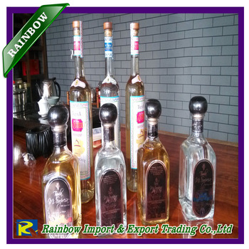 Import Mexico Tequilar to China