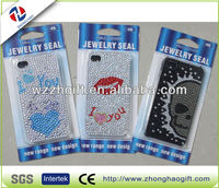 Fashion cusom design diamond/crystal phone case/phone cover
