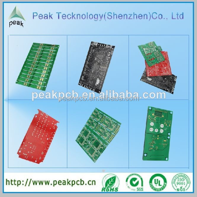 High Precision PCB , smd pcba , Electronic pcba 2 layer pcb factory
