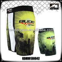 Men's Four Way Wtretch Wrestling Fight Wear Clothing Wholesale Spandex Shorts