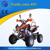 Major zhejiang atv parts 110cc