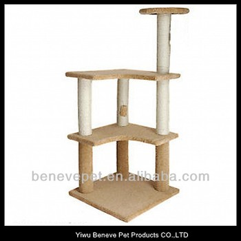 Cat Tree Large Climb Activity Centre Tall Scratching Post Scratcher House