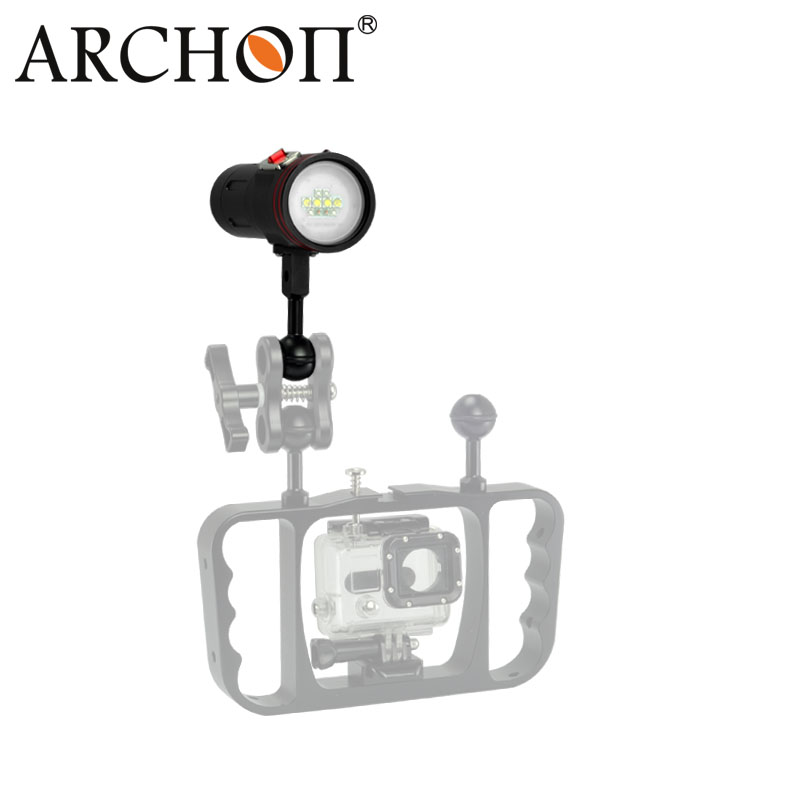 Archon W40VR new model video/ photolight Underwater LED dive light
