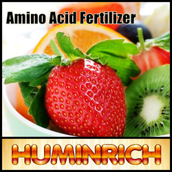 Huminrich Dedicated Foliar Vegetable Fertilizer Extraction Of Amino Acids From Soybean