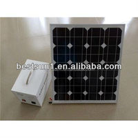 mini solar energy water heater collector 20W