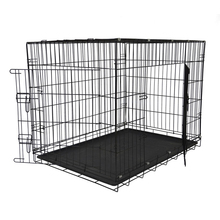China large animal welding wire mesh dog cage