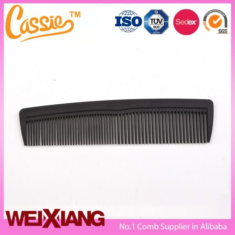 2017 anti-static metal pet grooming comb