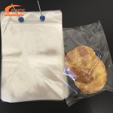 bopp laminated pp woven sealable plastic food saver bags