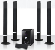 5.1 surround sound home theater speaker with MP3 function